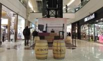 Stand da Promoção Comprou, Ganhou, Brindou - Moinhos Shopping