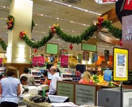 Decoração de Natal Nacional Bela Vista - Porto Alegre-RS