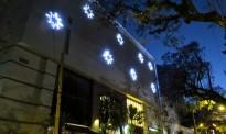 Decoração Externa de Natal Moinhos Shopping